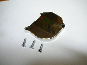Honda 300EX/400EX billit thumb throttle cover