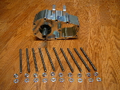 "+4"" KFX 700 billit swingarm extension"