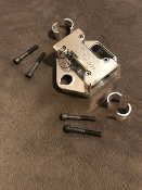Billet handlebar/dash mount