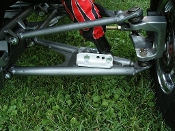 KFX 700 front lowering kit