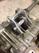 KFX 700 rear lowering kit